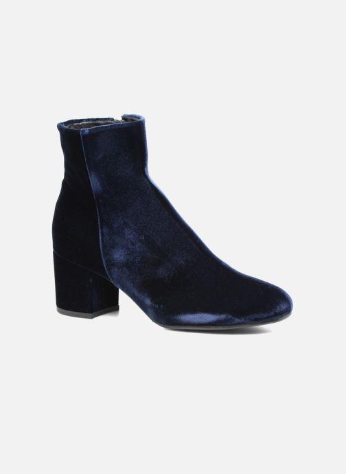 Bottines et boots Billi Bi Jonna Bleu vue détail/paire