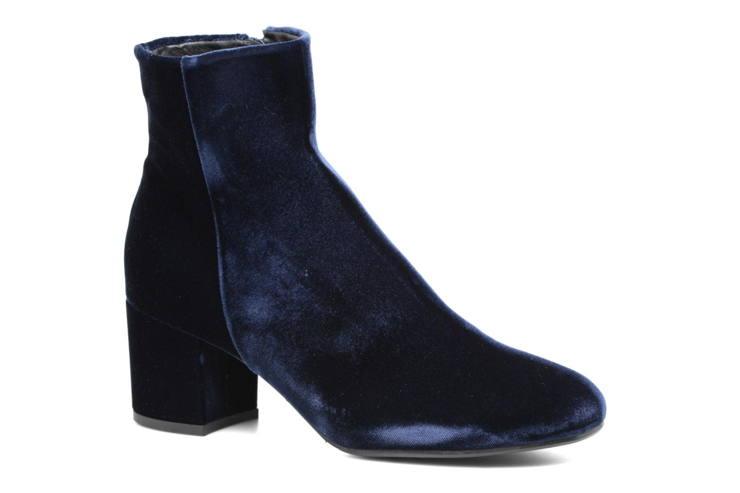 Ankle boots Billi Bi Jonna Blue detailed view/ Pair view