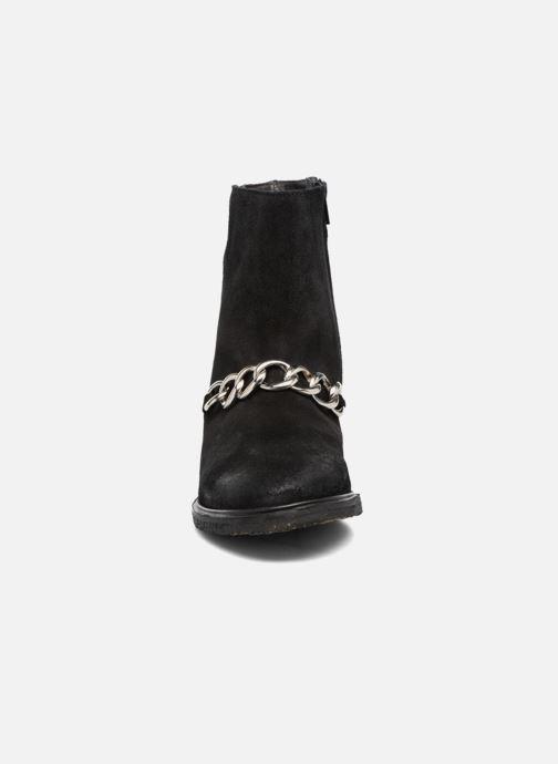 Bottines et boots Billi Bi Pernille Noir vue portées chaussures