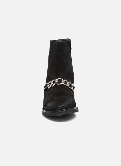Boots en enkellaarsjes Billi Bi Pernille Zwart model
