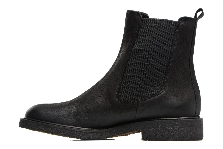 Bottines et boots Billi Bi Jens Noir vue face