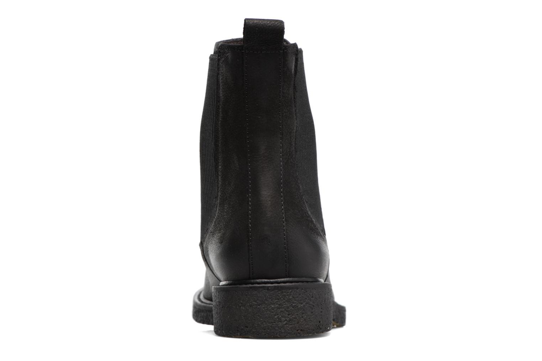 Bottines et boots Billi Bi Jens Noir vue droite