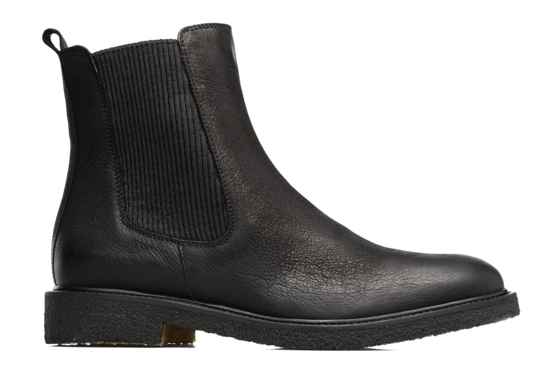 Bottines et boots Billi Bi Jens Noir vue derrière