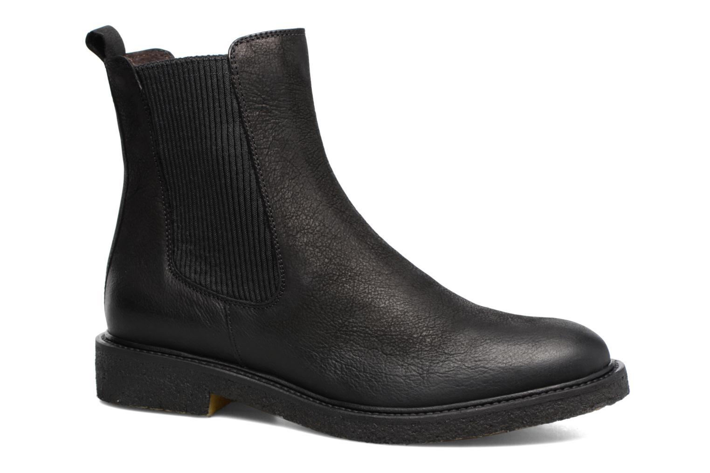 Boots en enkellaarsjes Billi Bi Jens Zwart detail