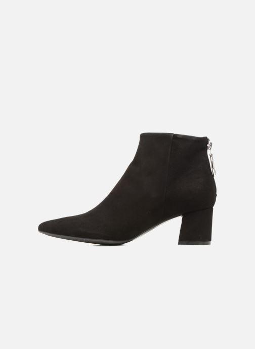 Bottines et boots Billi Bi Alvilda Noir vue face