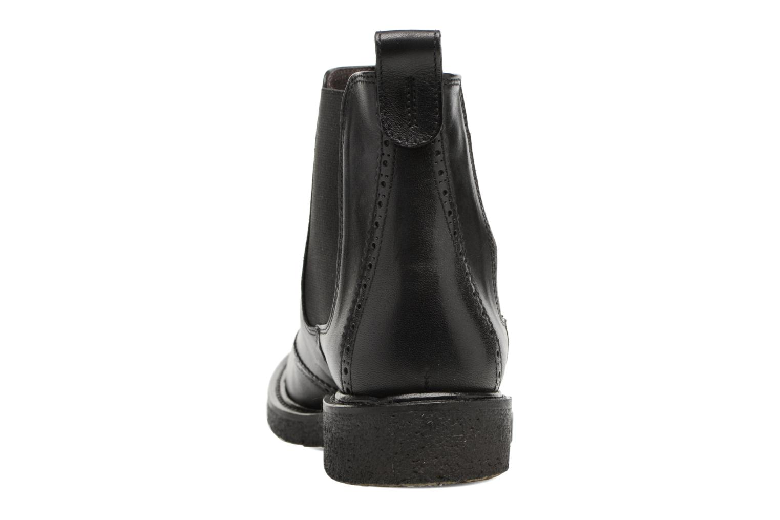 Ankle boots Billi Bi Hagen Black view from the right