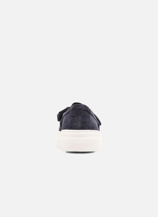 Baskets Billi Bi Jytte Bleu vue droite