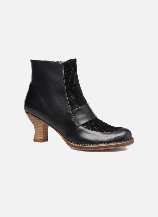 Boots en enkellaarsjes Neosens ROCOCO S834 Zwart detail