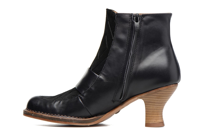 Boots en enkellaarsjes Neosens ROCOCO S834 Zwart voorkant