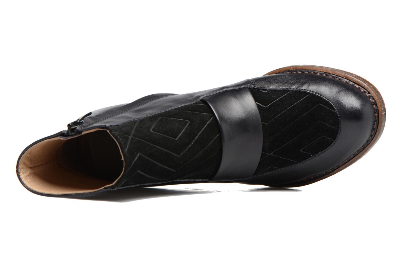 Boots en enkellaarsjes Neosens ROCOCO S834 Zwart links