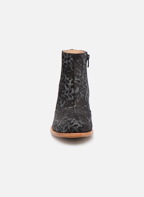 Bottines et boots Neosens BEBA S932 Noir vue portées chaussures