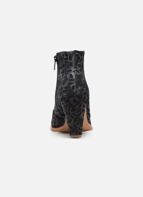 Boots Beba Floral S932 Et Ebony Bottines Neosens cL5RAjS4q3