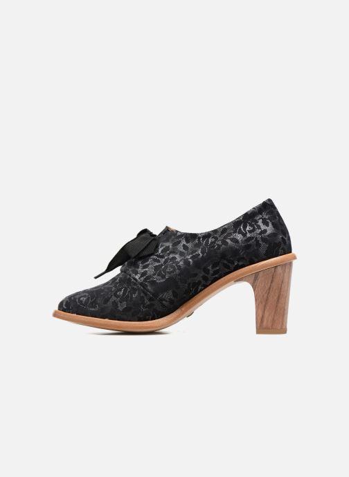 Chaussures à lacets Neosens CYNTHIA S534 Noir vue face