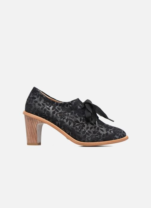 Lace-up shoes Neosens CYNTHIA S534 Black back view