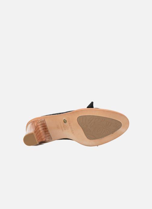 Zapatos con cordones Neosens CYNTHIA S534 Negro vista de arriba