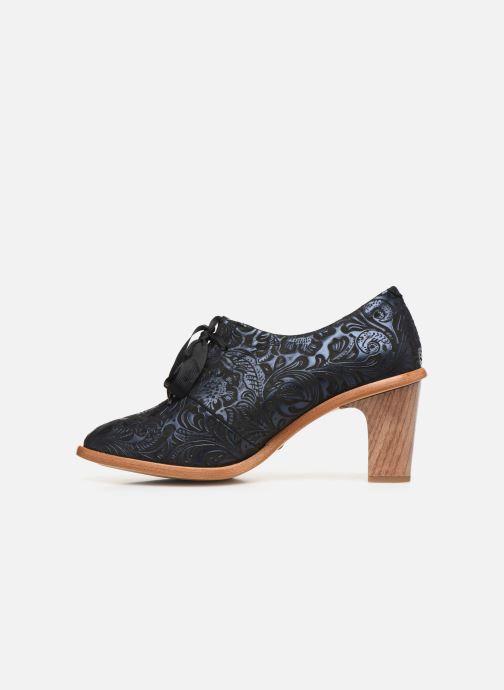 Zapatos con cordones Neosens CYNTHIA S534 Azul vista de frente