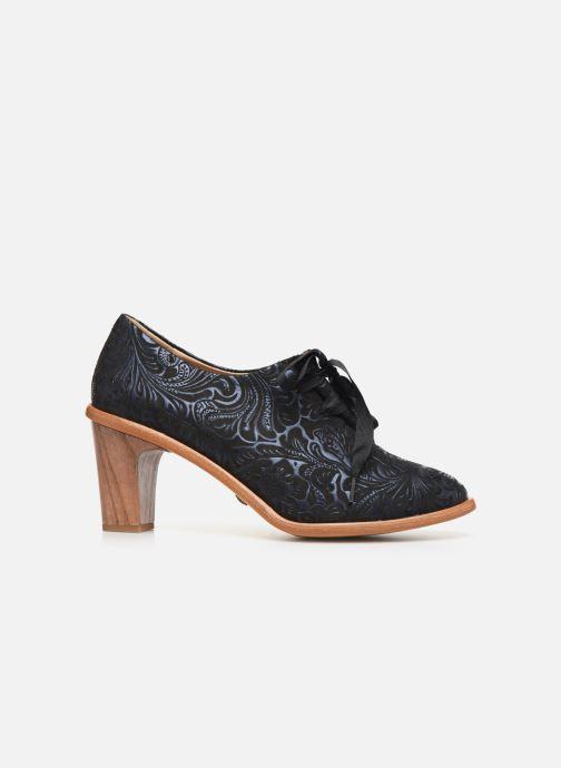 Zapatos con cordones Neosens CYNTHIA S534 Azul vistra trasera