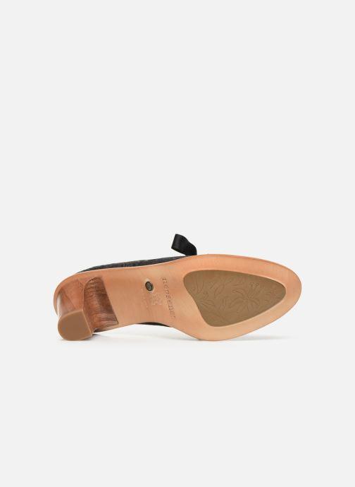 Zapatos con cordones Neosens CYNTHIA S534 Azul vista de arriba