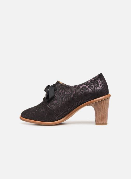 Zapatos con cordones Neosens CYNTHIA S534 Violeta      vista de frente