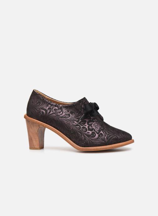Zapatos con cordones Neosens CYNTHIA S534 Violeta      vistra trasera