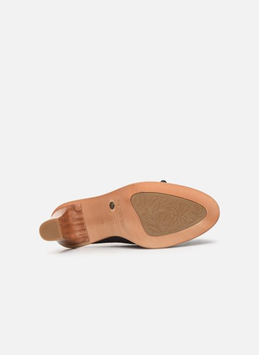 Zapatos con cordones Neosens CYNTHIA S534 Violeta      vista de arriba
