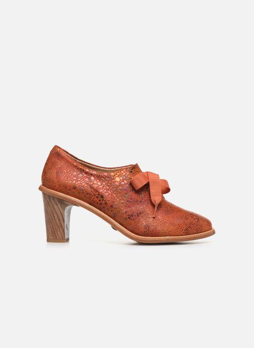 Chaussures à lacets Neosens CYNTHIA S534 Rouge vue derrière