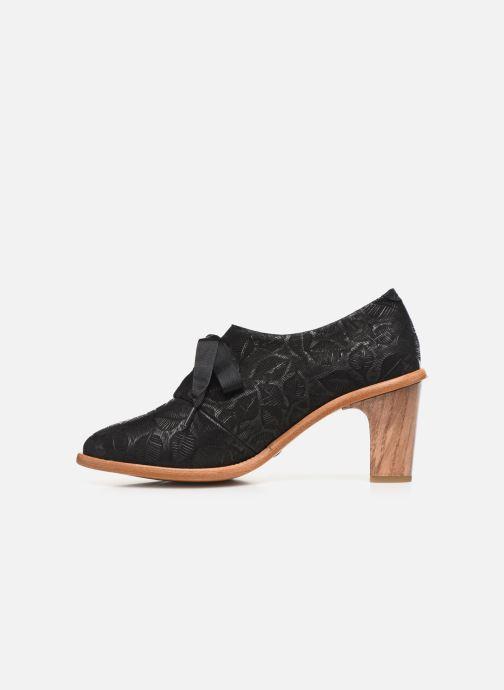 Zapatos con cordones Neosens CYNTHIA S534 Negro vista de frente