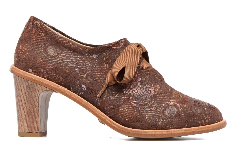 Zapatos con cordones Neosens CYNTHIA S534 Marrón vistra trasera