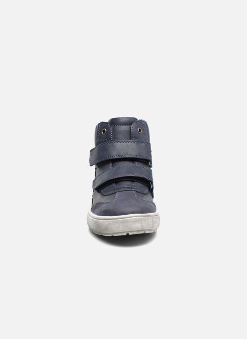 Baskets I Love Shoes BENJI Bleu vue portées chaussures