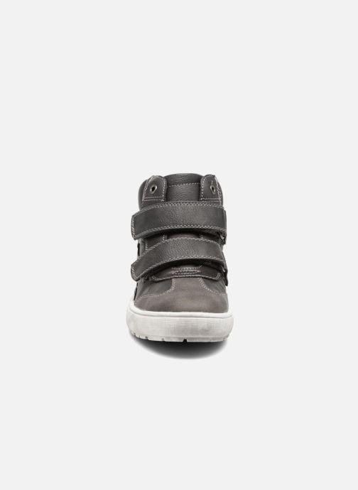 Baskets I Love Shoes BENJI Gris vue portées chaussures