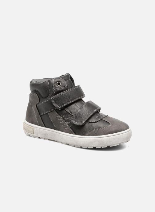 Baskets I Love Shoes BENJI Gris vue détail/paire