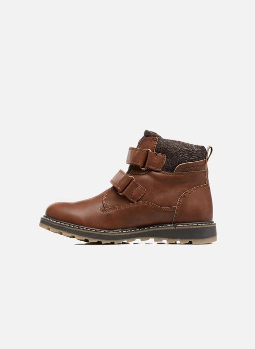 Bottines et boots I Love Shoes GALLON Marron vue face