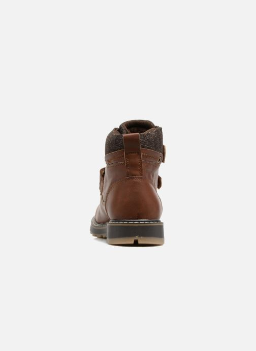 Bottines et boots I Love Shoes GALLON Marron vue droite