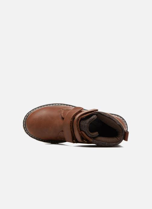 Bottines et boots I Love Shoes GALLON Marron vue gauche