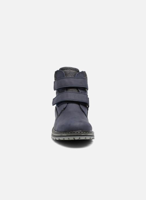 Boots en enkellaarsjes I Love Shoes GALLON Blauw model