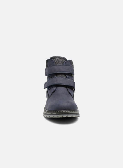 Bottines et boots I Love Shoes GALLON Bleu vue portées chaussures