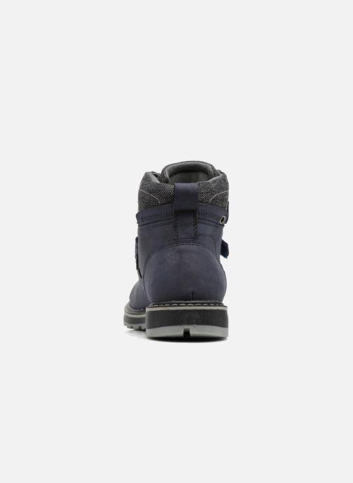 Boots en enkellaarsjes I Love Shoes GALLON Blauw rechts