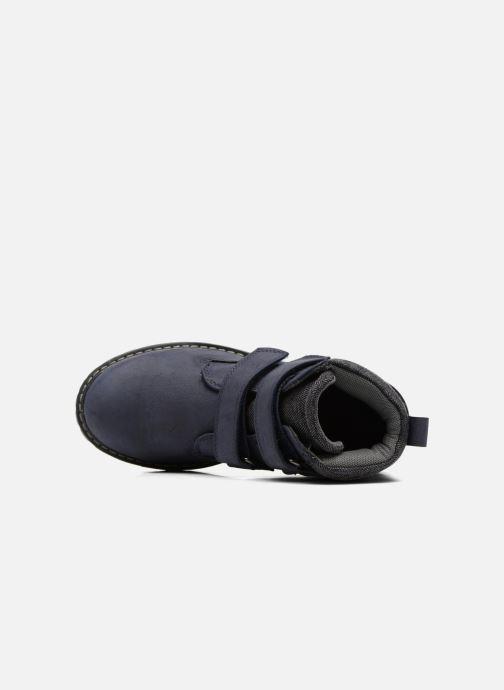 Boots en enkellaarsjes I Love Shoes GALLON Blauw links