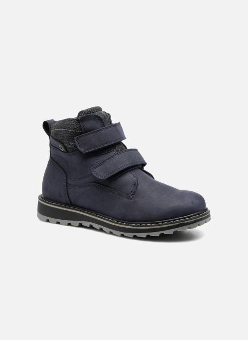 Bottines et boots I Love Shoes GALLON Bleu vue détail/paire