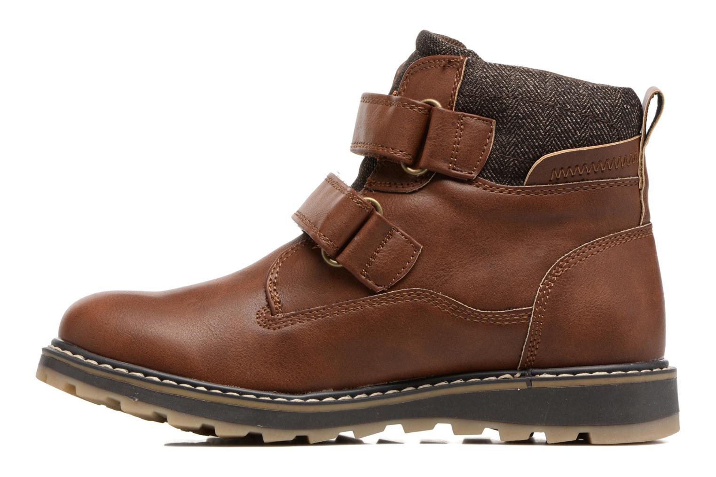 Stivaletti e tronchetti I Love Shoes GALLON Marrone immagine frontale