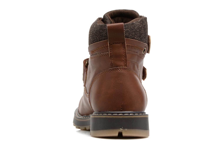 Stivaletti e tronchetti I Love Shoes GALLON Marrone immagine destra