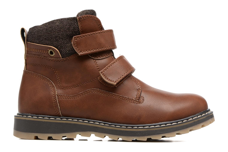 Stivaletti e tronchetti I Love Shoes GALLON Marrone immagine posteriore