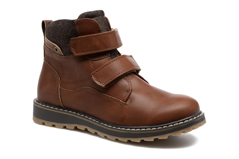 Stivaletti e tronchetti I Love Shoes GALLON Marrone vedi dettaglio/paio