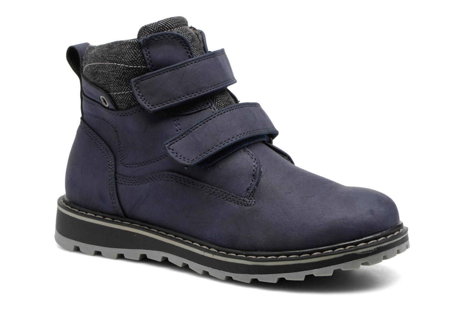 Ankle boots I Love Shoes GALLON Blue detailed view/ Pair view
