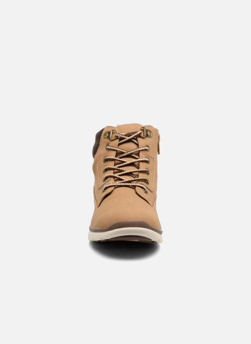 Stiefeletten & Boots I Love Shoes FANCIN beige schuhe getragen