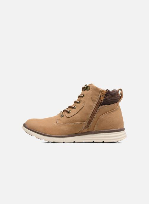 Stiefeletten & Boots I Love Shoes FANCIN beige ansicht von vorne