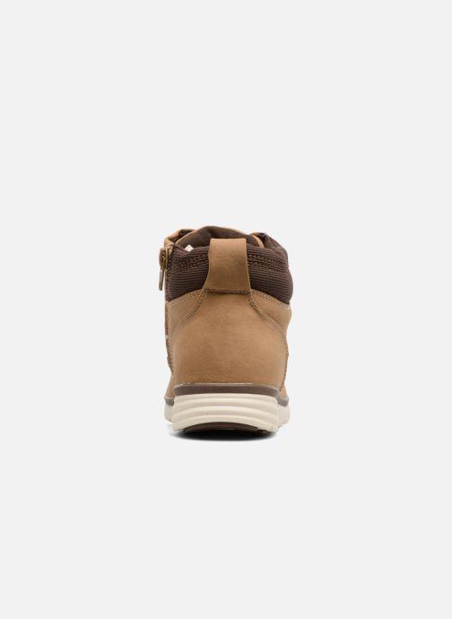 Stiefeletten & Boots I Love Shoes FANCIN beige ansicht von rechts