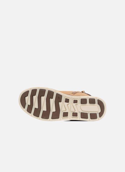 Stiefeletten & Boots I Love Shoes FANCIN beige ansicht von oben