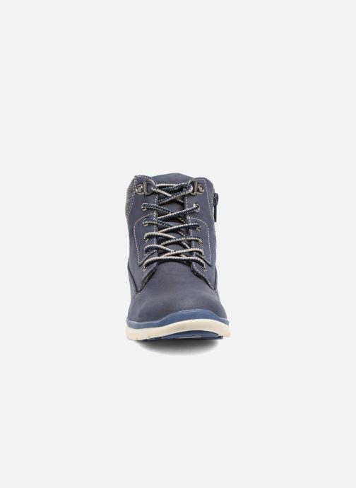 Botines  I Love Shoes FANCIN Azul vista del modelo