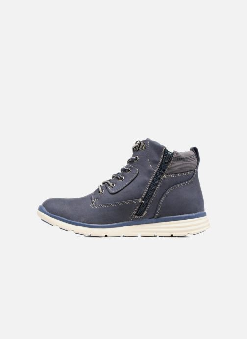 Botines  I Love Shoes FANCIN Azul vista de frente